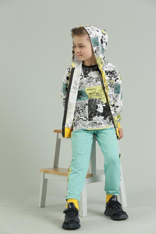 Спортивный костюм для мальчика 86-134 см