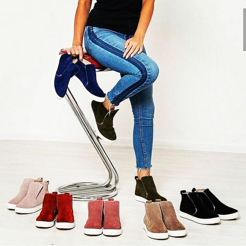 """Ботинки """" органик """" - Фото 2"""