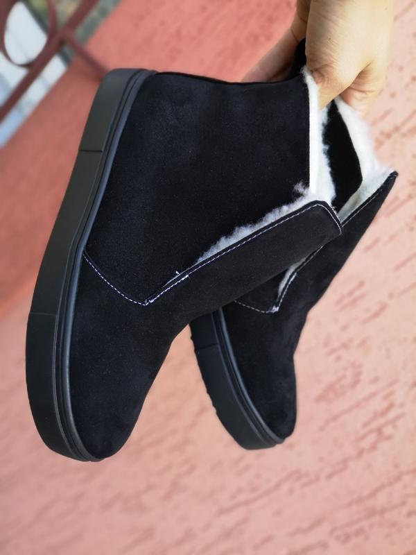 """Ботинки """" органик """" - Фото 5"""