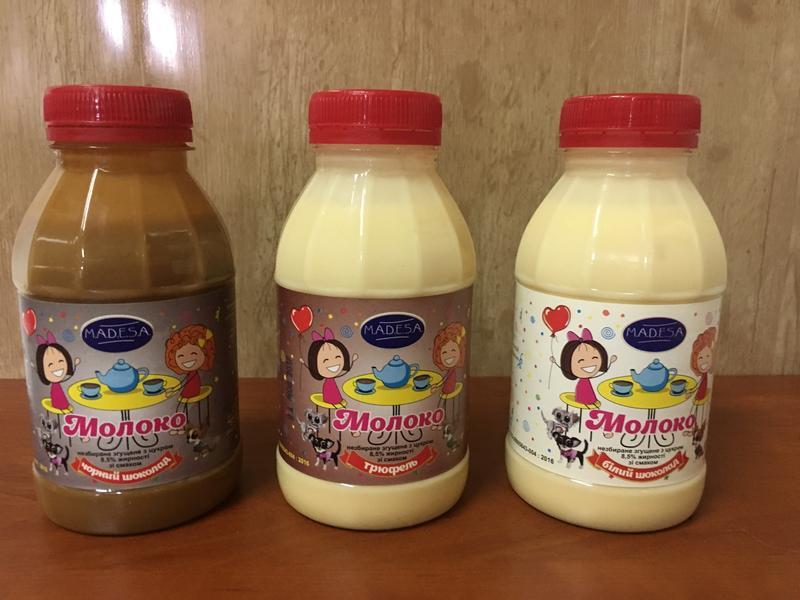 Сгущенное молоко,внутренний рынок, экспорт