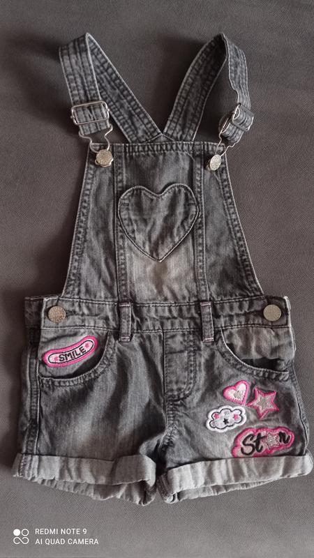 Пакет вещей на девочку 2-4 года пакет одежды для девочки 92-104