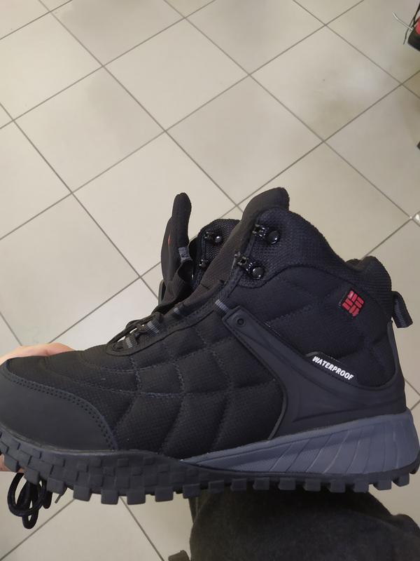 Мужские термо ботинки кроссовки