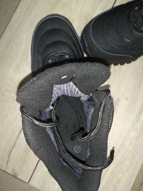 Мужские термо ботинки кроссовки - Фото 2