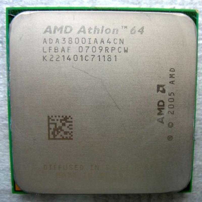 Процесор AMD Athlon 64 3800+ socket AM2