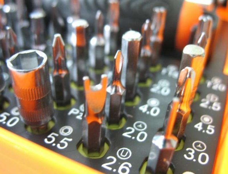 Набір для ремонту телефонів і смартфонів Jakemy JM-8127 оригін... - Фото 6