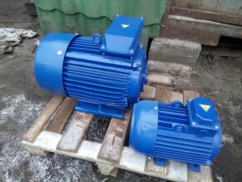 Электродвигателя 3000 ,1500,1000,750 об/мин,от 0.18 до 200 кв. - Фото 2