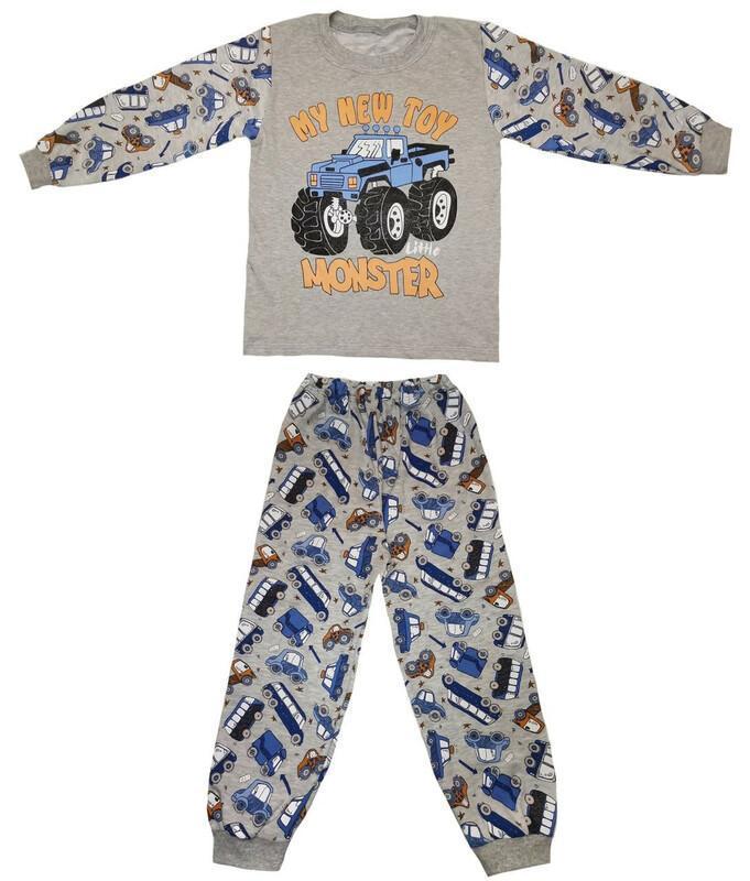 Пижама інтерлок