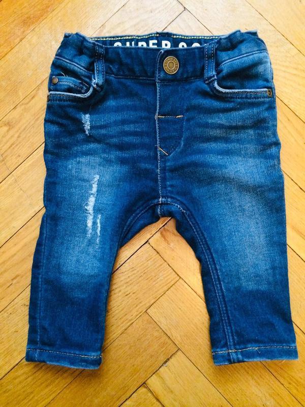Рваные джинсы для маленьких от h&m