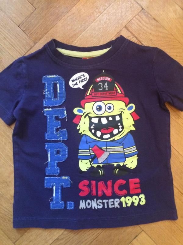 Крутая футболка хлопок от бренда kiki&koko