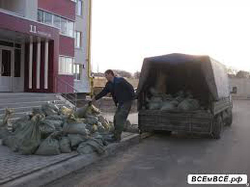 Уборка хлама вывоз мусора грузоперевозки  демонтаж