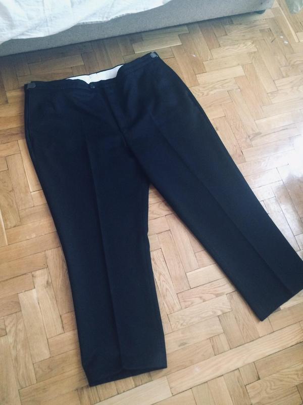Теплые брюки ,шерсть,супер батал от немецкого бренда hinrichs
