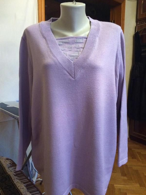 Стильный половер,джемпер,кофта,свитер,шерсть от бренда eline e...