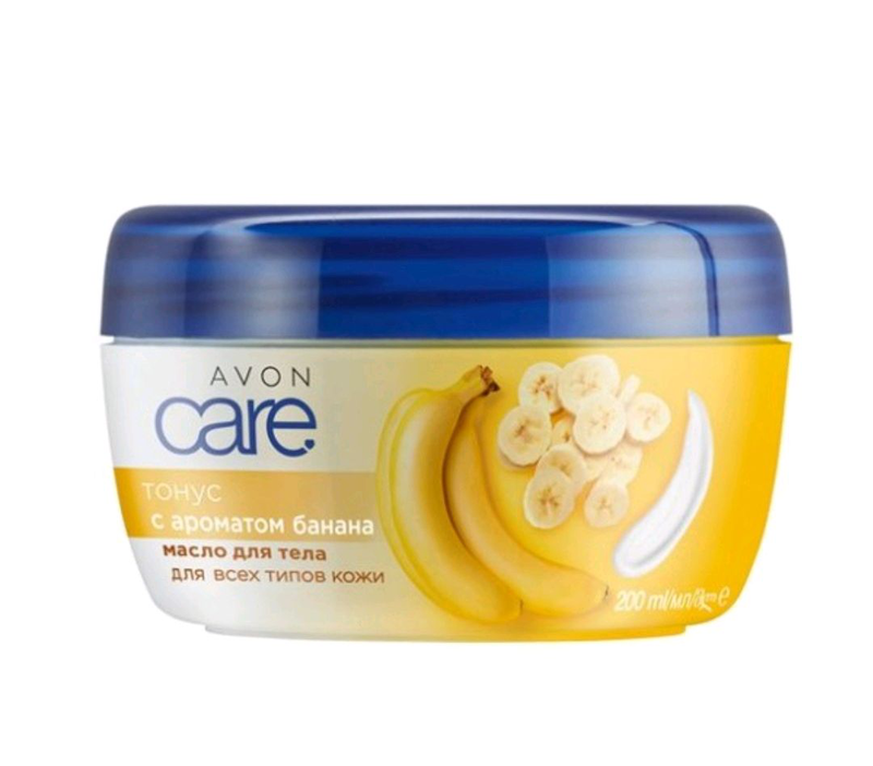 Восстанавливающее банановое масло для тела