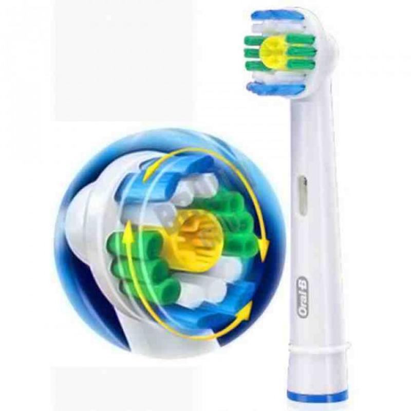 Braun Oral-b 3D WHITE 3 шт насадки на Зубные электро щетки - Фото 5