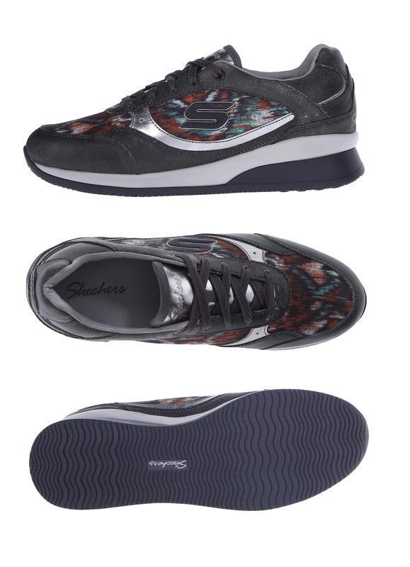 Skechers. Кожаные кроссовки, туфли, сникерсы. Оригинал.