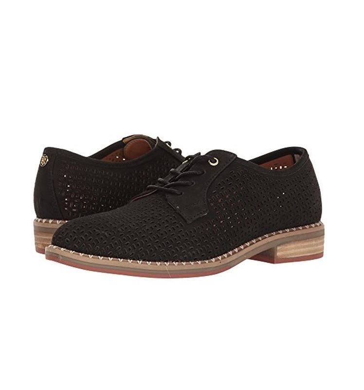 Tommy hilfiger (р38-38,5). Кожаные туфли, оксфорфорды. Оригинал.