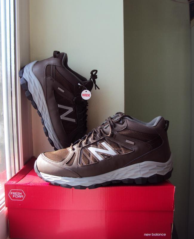 New balance 14501. р 41●42●45. водонепроницаемые ботинки-кросс...