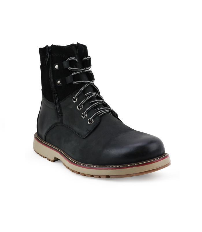 Unionbay ● р-42 ●  кожаные демисезонные ботинки из сша.
