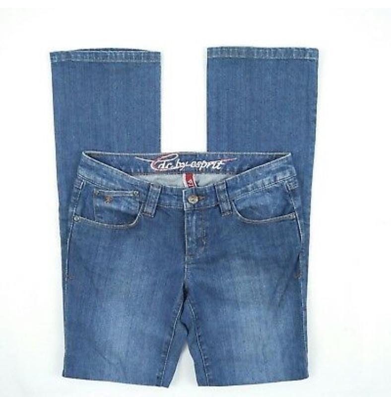 Стильные джинсы esprit размер 27-28