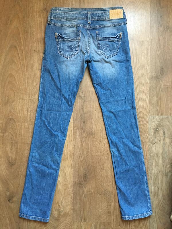 Стильные джинсы esprit размер 27-28 - Фото 5
