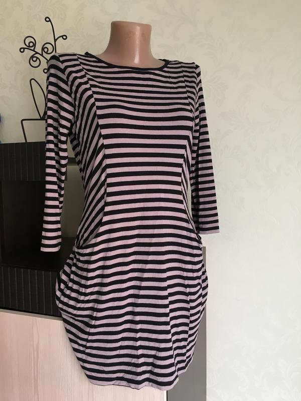 Платье-туника для дома marks&spencer размер см