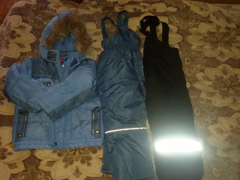 Зимний костюм Кико Kiko куртка и комбинезон. В подарок еще штаны