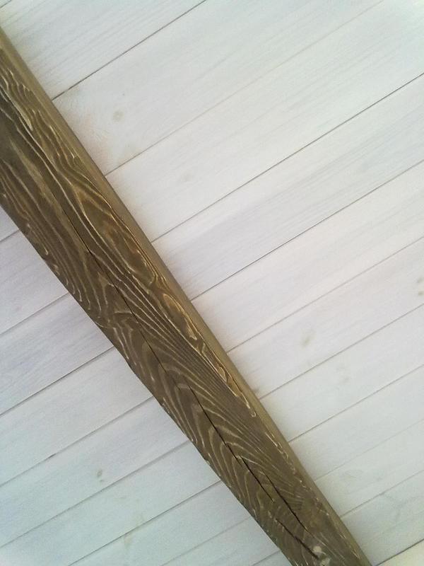 Балка декоративная деревянная
