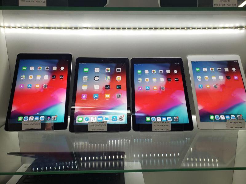 Apple Ipad AIR Space Grey ( Wi-Fi ) | 16 Gb | Apple A7 | 9,7 дюйм
