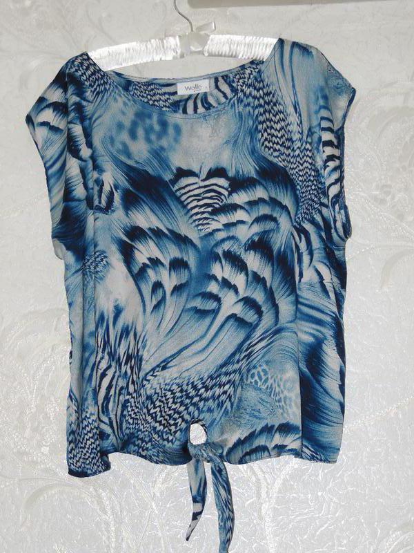 Легкая мягкая красивая блуза