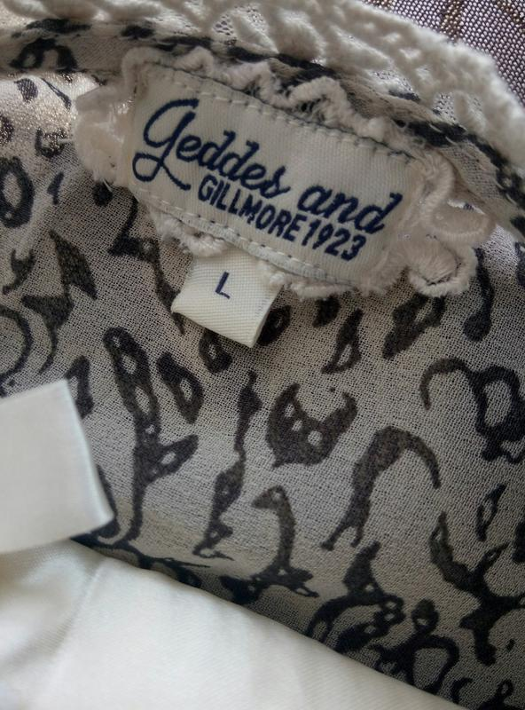 Шифоновая блуза - Фото 4