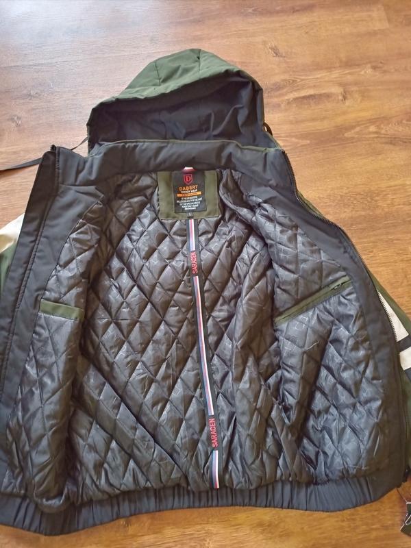 Куртка мужская весна/осень dabert - Фото 6