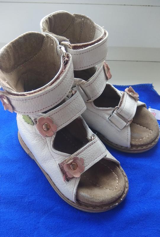 Ортопедичні босоножки 13,5 см сандалі