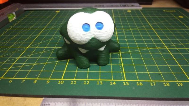 Игрушка для ребёнка, игрушка раскрашка, развивающая игрушка - Фото 3