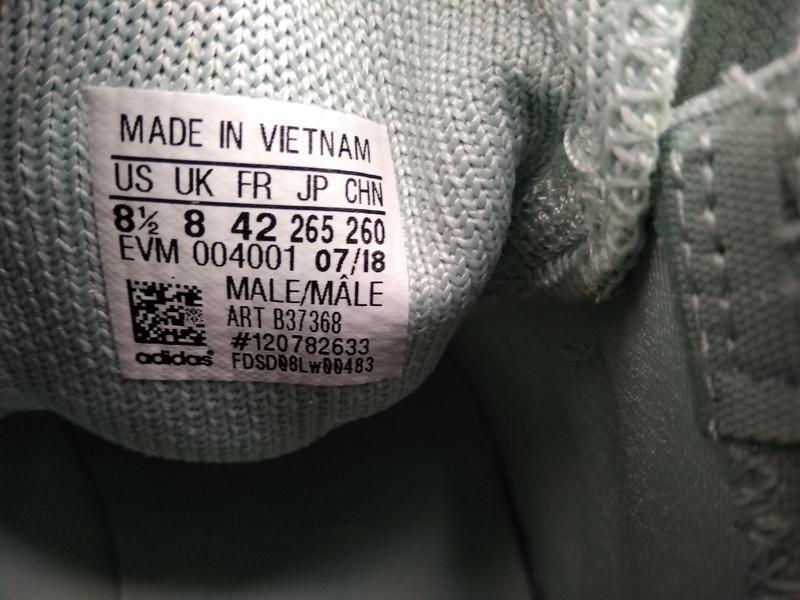 Кроссовки adidas originals pod-s3.1 eqt support ultra boost jo... - Фото 8