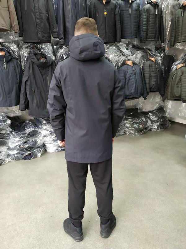 Мужская демисезонная куртка с 46 до 68 размера - Фото 2
