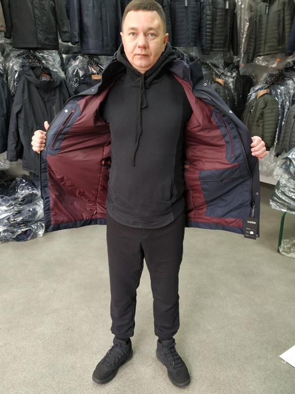 Мужская демисезонная куртка с 46 до 68 размера - Фото 3