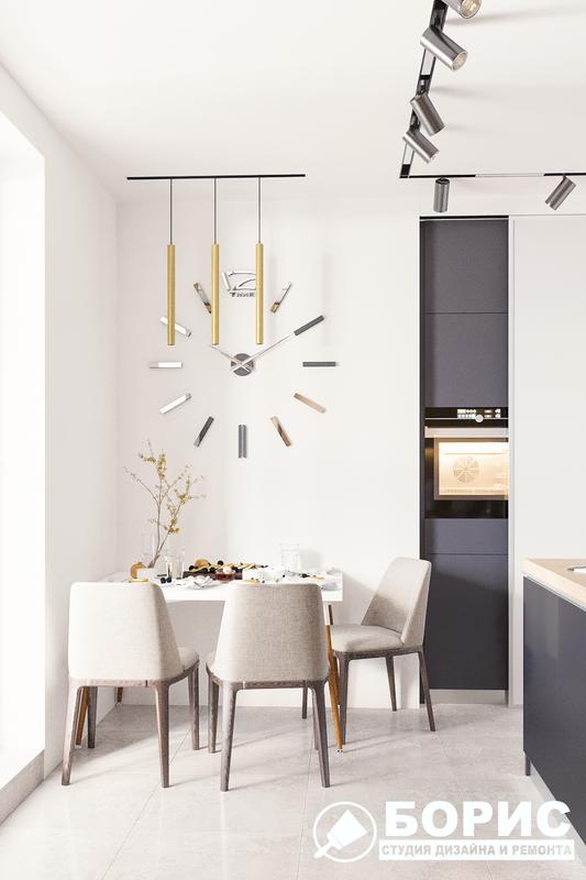 Скидка -30% на Дизайн интерьера квартир, спальни, комнаты, ванной - Фото 9