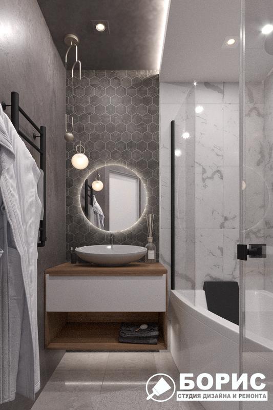 Скидка -30% на Дизайн интерьера квартир, спальни, комнаты, ванной - Фото 11