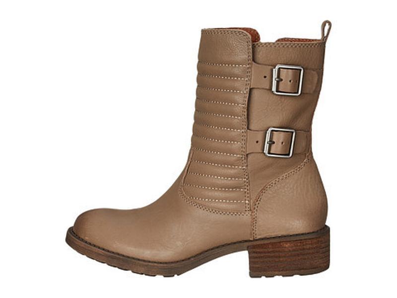 Lucky brand ботинки натуральная кожа 25.5 см - Фото 3