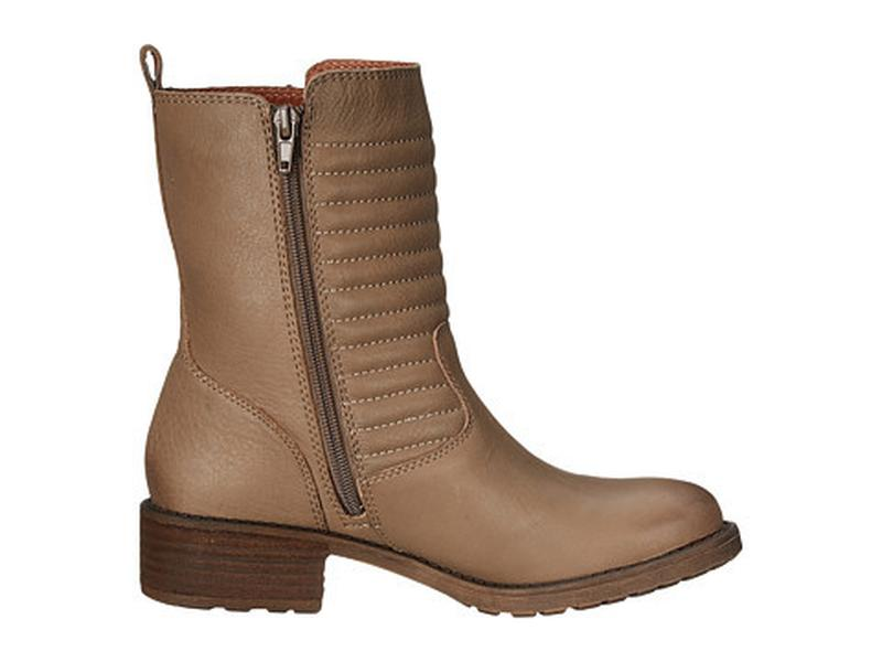 Lucky brand ботинки натуральная кожа 25.5 см - Фото 4