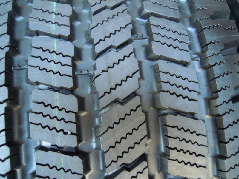 Шина Michelin LTX 245/65/17