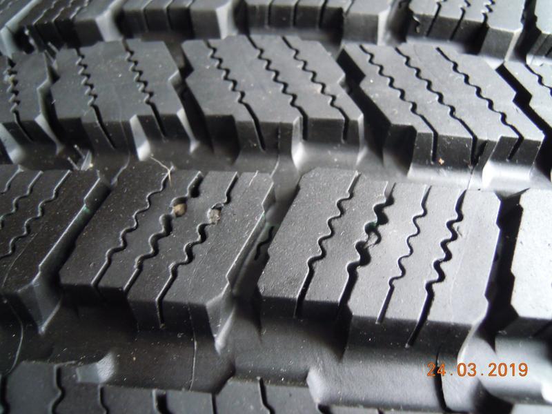 Шина Michelin LTX 245/65/17 - Фото 5