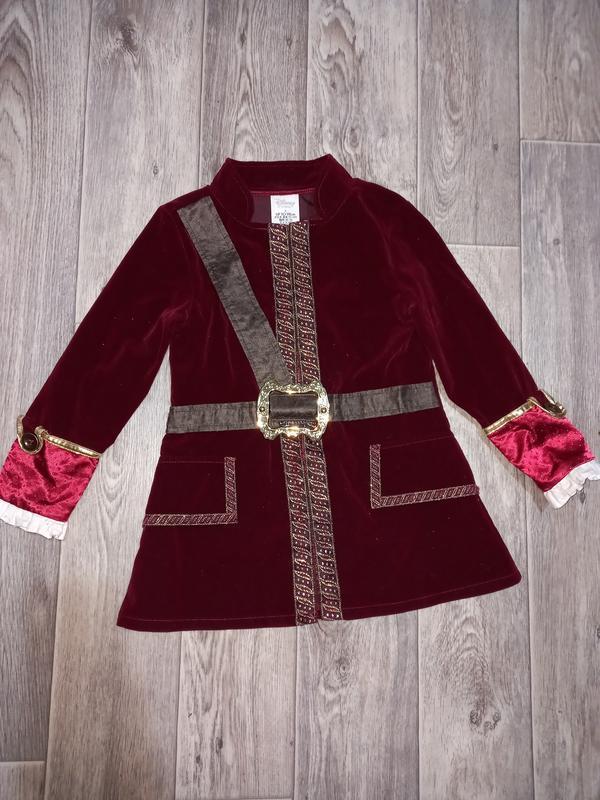 Детский карнавальный костюм пиджак пирата пиджак принца