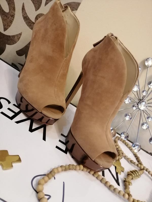 Туфли ботильоны ботинки nine west