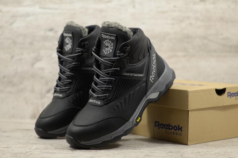 Натуральная кожа мужские зимние кожаные ботинки в спортивном с...