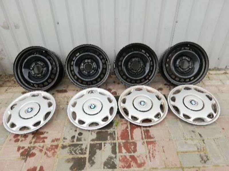 Диски р 15 7jX15 ET 42 BMW e36 e46 - Фото 4