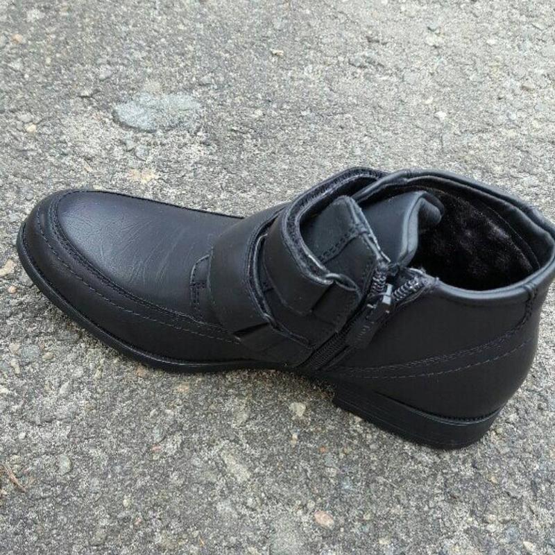 Демисезонные ботинки - Фото 2