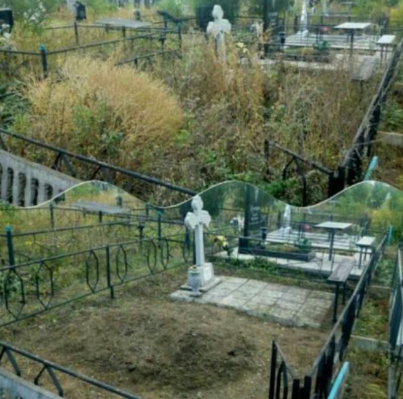 Уборка могил в Кривом Роге - Фото 4