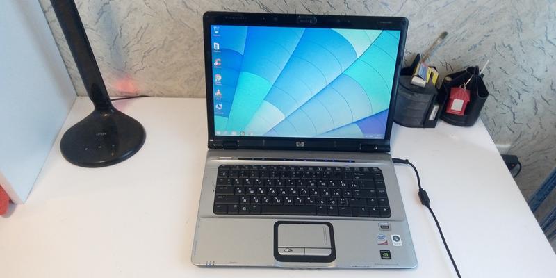 Ноутбук HP pavilion dv 6700 в хорошем рабочем состоянии