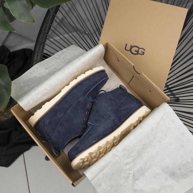 Мужские Зимние Ботинки Угги Ugg David Beckham Boots Люкс Качество - Фото 7